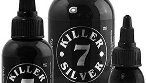 قیمت رنگ تاتو silver killer