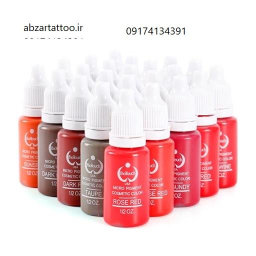 فروش رنگ تاتو بایوتاچ biotouch_اورجینال